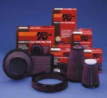 K&N luftfilter for Nissan SX 200 1.8i Turbo/2.0i Turbo
