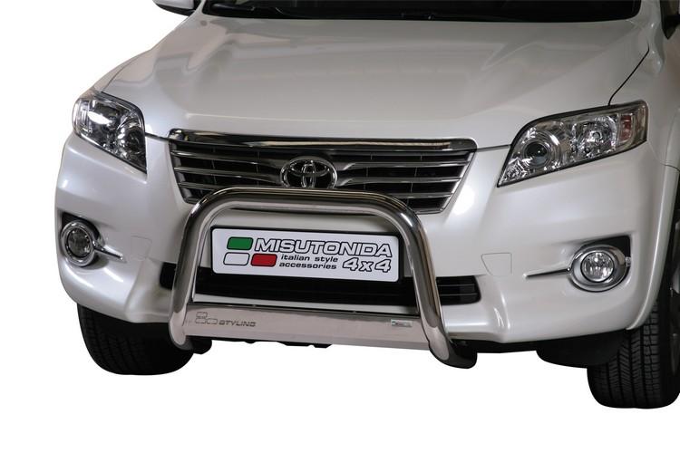 Misutonida EU-kufanger Ø 63mm, Toyota RAV4 mod. 2010->