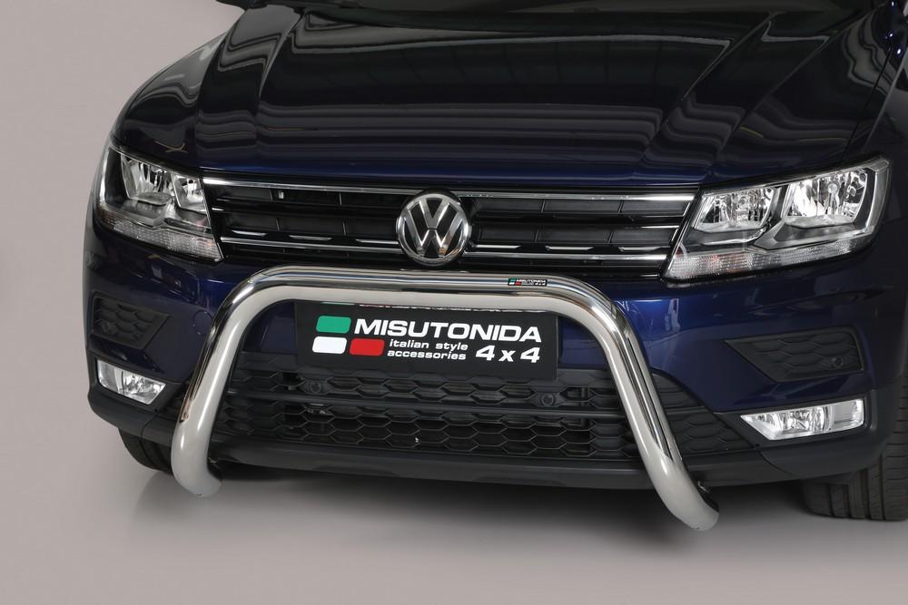 Misutonida EU-kufanger, Ø 76, VW Tiguan mod. 2016->
