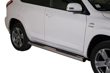 Misutonida kanalbeskytter m/trinn, Ø 76mm, Toyota RAV4 mod. 2010->