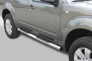 Misutonida stigtrinn, runde, Ø 76, Nissan Pathfinder 05 ->