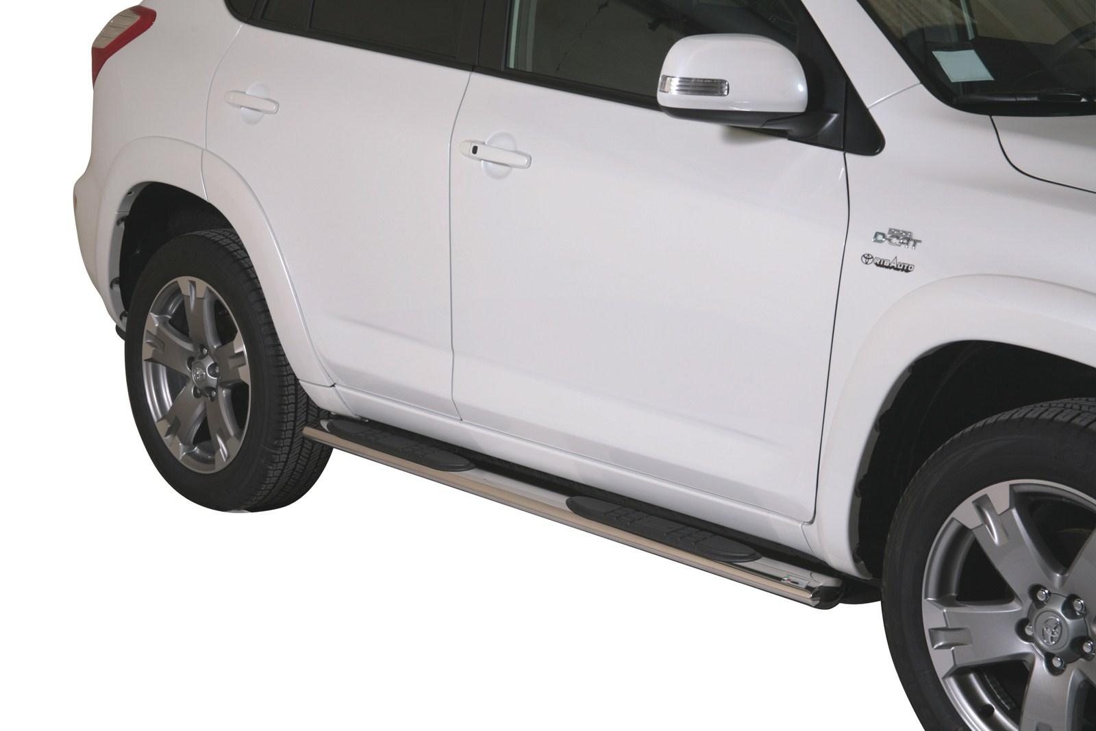 Misutonida kanalbeskytter m/trinn, oval, Toyota RAV4 mod. 2010->