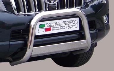 Misutonida kufanger, Ø 63,Toyota Land Cruiser 150 mod. 09->