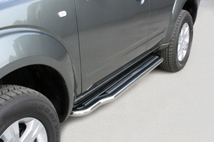 Misutonida stigtrinn, flate, Ø 50, Nissan Pathfinder 05->