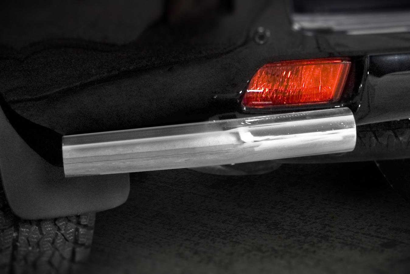 Hekkfanger, hjørner, Ø 70 mm, Toyota LAND CRUISER 150, mod. 2010->2013