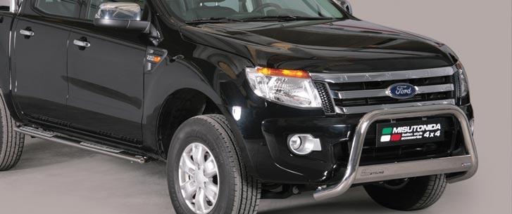 Misutonida kufanger, Ø 63, Ford Ranger mod. 2012->