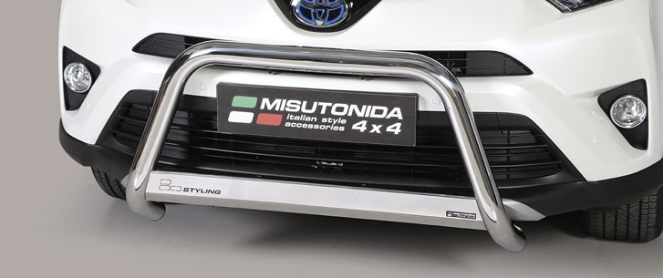 Misutonida kufanger, Ø 63, Toyota Rav 4-Hybrid 16->18