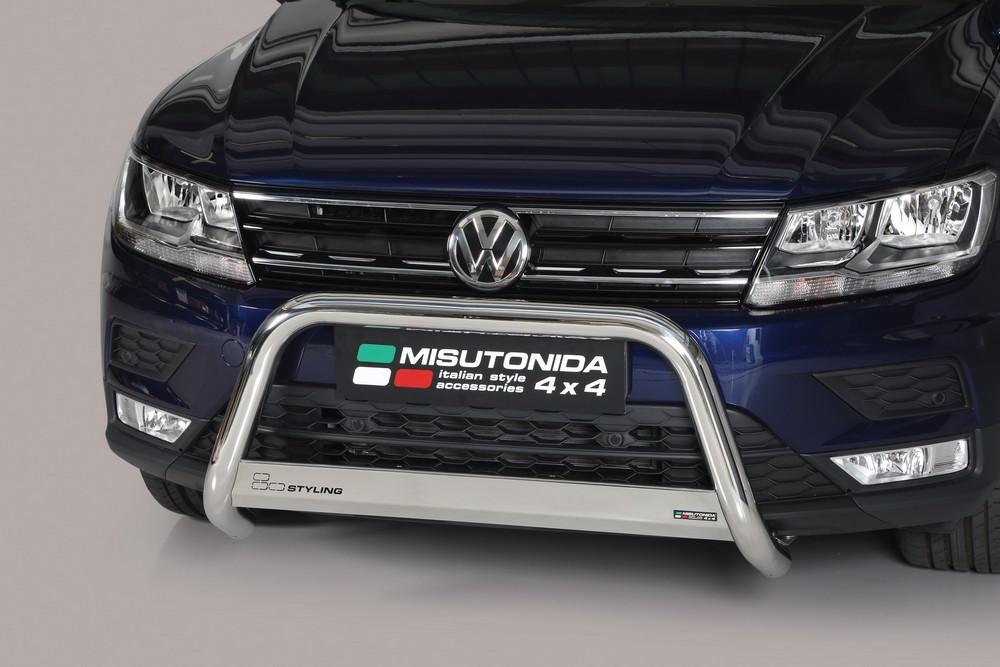 Misutonida EU-kufanger, Ø 63, VW Tiguan mod. 2016->