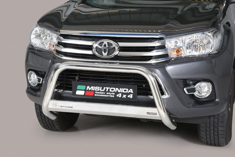 Misutonida kufanger, Ø 63,Toyota Hi Lux mod. 2016->
