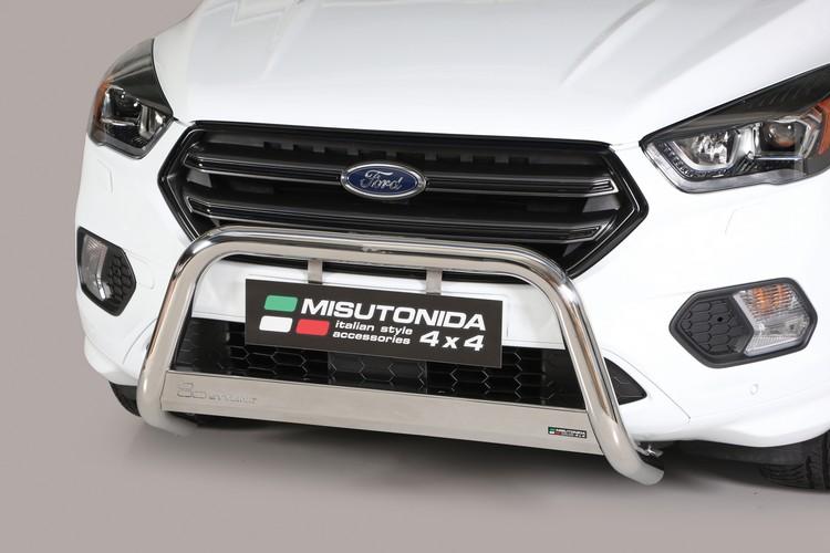Misutonida EU-kufanger Ø 63mm, Ford Kuga mod. 2017->