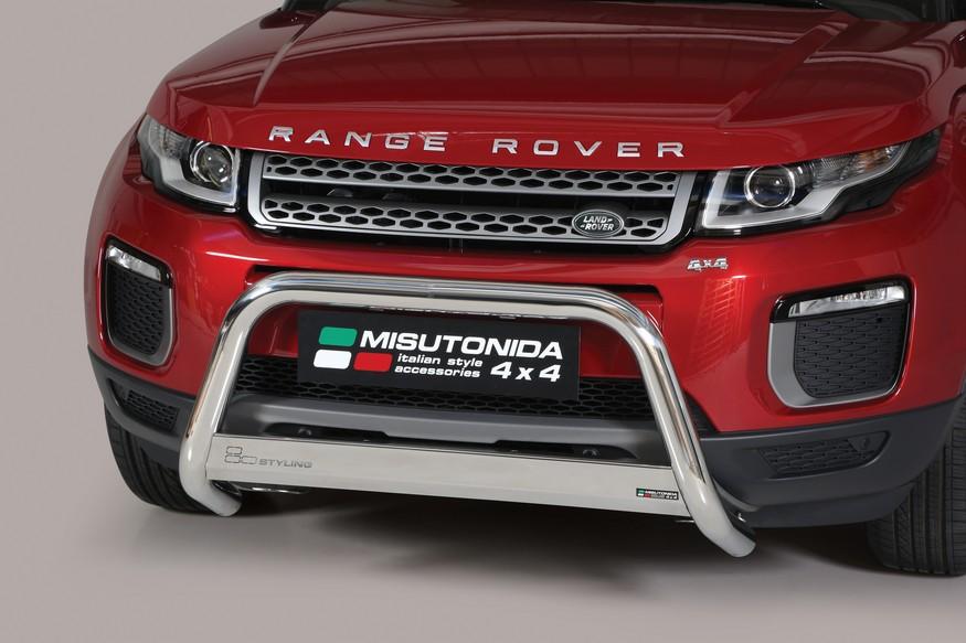 Sort EU-Kufanger ø 63, LAND ROVER Range Rover Evoque 16 >