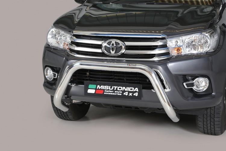 Misutonida kufanger, Ø 76,Toyota Hi Lux mod. 2016->