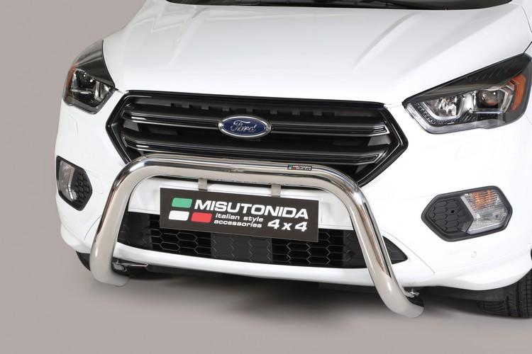 Misutonida EU-kufanger Ø 76mm, Ford Kuga mod. 2017->