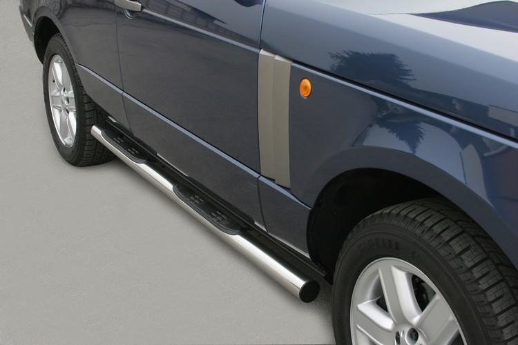 Kanalbeskyttere m/trinn, LAND ROVER Range Rover 05>