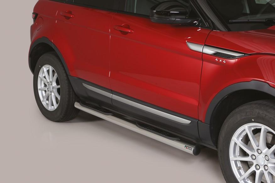 Kanalbeskyttere m/trinn, LAND ROVER Range Rover Evoque (Pure &  Prestige) 11 >