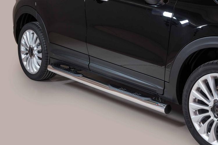 Kanalbeskyttere m/trinn, FIAT 500 X