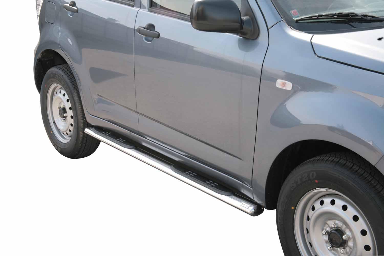 Stigtrinn, ovale, DAIHATSU Terios CX/SX  09>