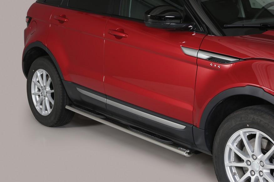 Stigtrinn, ovale, LAND ROVER Range Rover Evoque (Pure &  Prestige) 11 >
