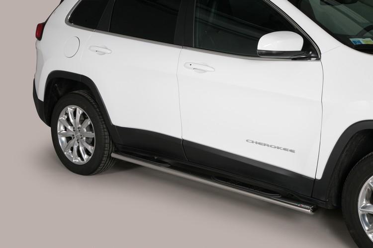 Stigtrinn, ovale, JEEP New Cherokee 14 >