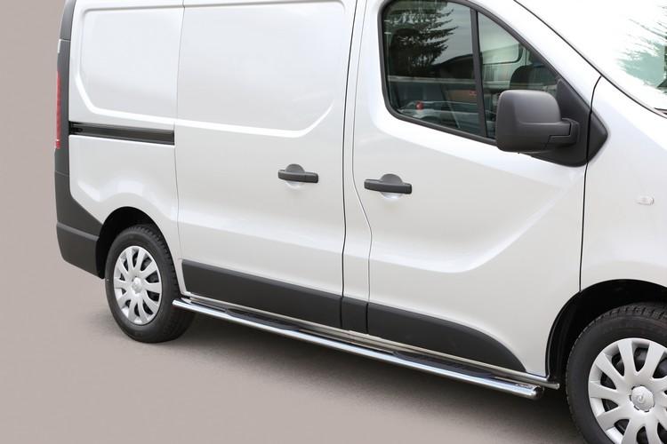 Stigtrinn, ovale, OPEL Vivaro 14/18 L1 Model