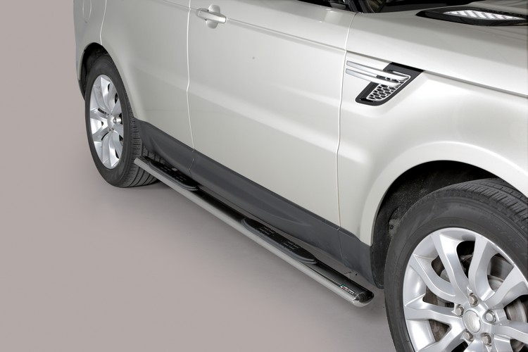 Stigtrinn, ovale, LAND ROVER Range Rover Sport 14>