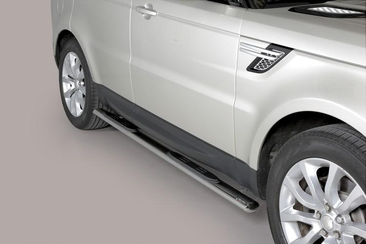 Stigtrinn, ovale, LAND ROVER Range Rover Sport 14>