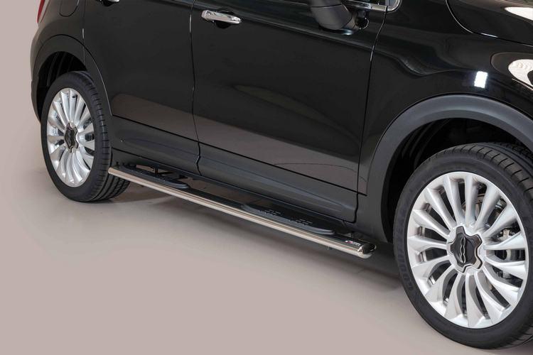 Stigtrinn, ovale, FIAT 500 X