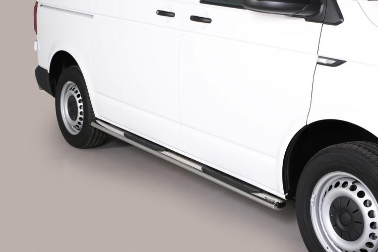Stigtrinn, ovale, VOLKSWAGEN T6 15>/T6.1 19> Short Wheel Base