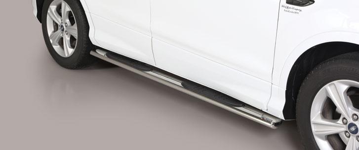 Misutonida kanalbeskyttere, ovale, m/trinn, Ford Kuga mod. 2017->