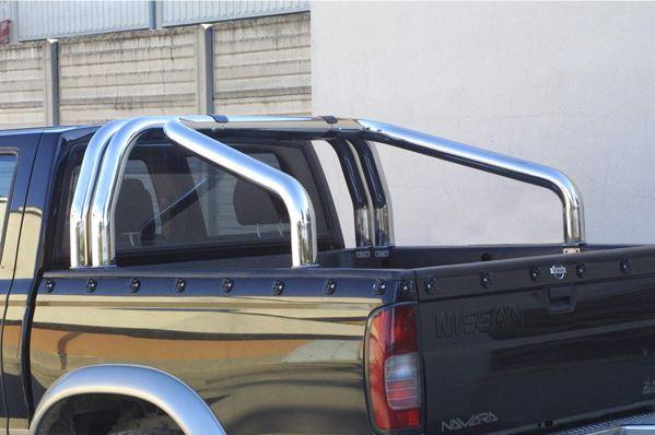 Misutonida veltebøyle, Nissan Navara DC mod. 2002/2005