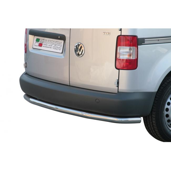 Hekkfanger Ø63 mm, VW Caddy, mod. 04->