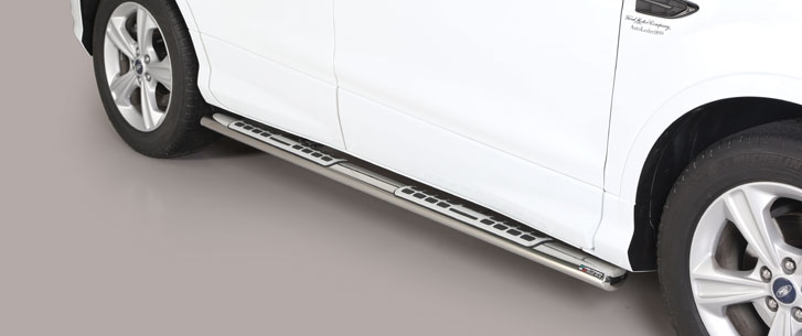 Misutonida design stigtrinn, ovale, m/trinn, Ford Kuga mod. 2017->