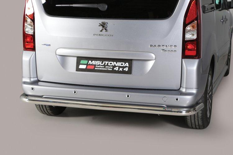 Misutonida hekkfanger Ø63 mm, Peugeot Partner, mod 2008->