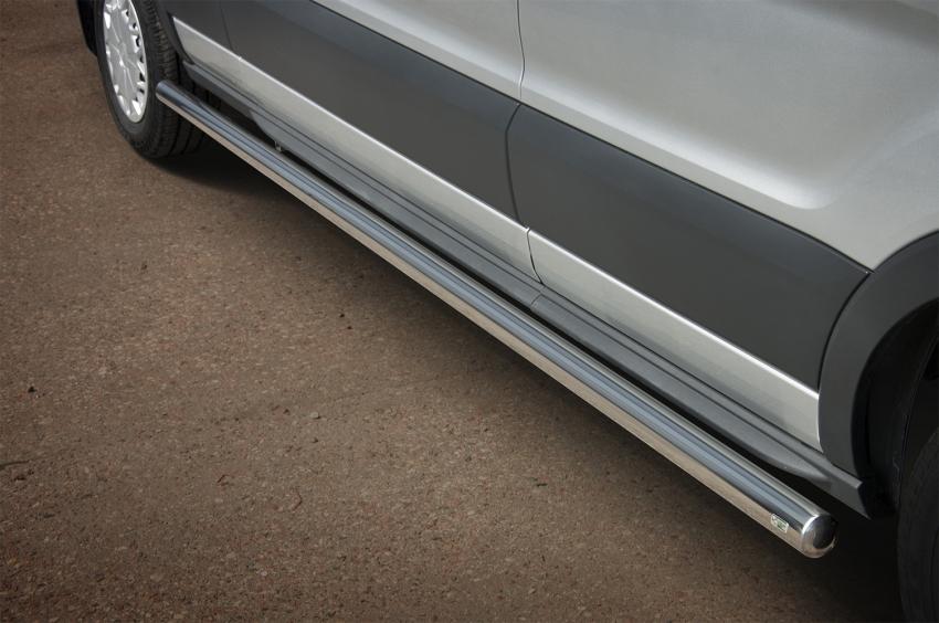 Kanalbeskyttere Ø 60mm, Ford Transit, mod. 2014->
