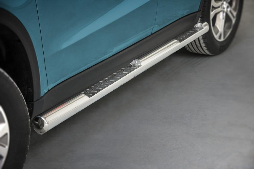 Kanalbeskytter Ø76 m/trinn, Suzuki Vitara mod. 2015->