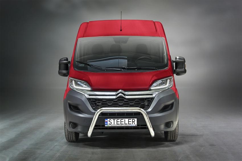 EU-Kufanger Ø 70mm, Citroën Jumper mod. 2006-2014-2016