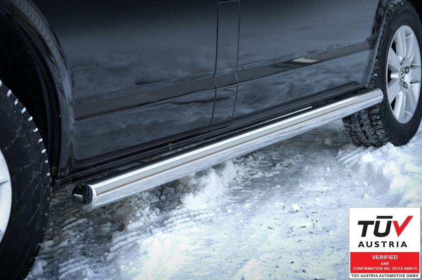 Kanalbeskytter Ø 60mm, VW T5 SWB mod. 2003->2015