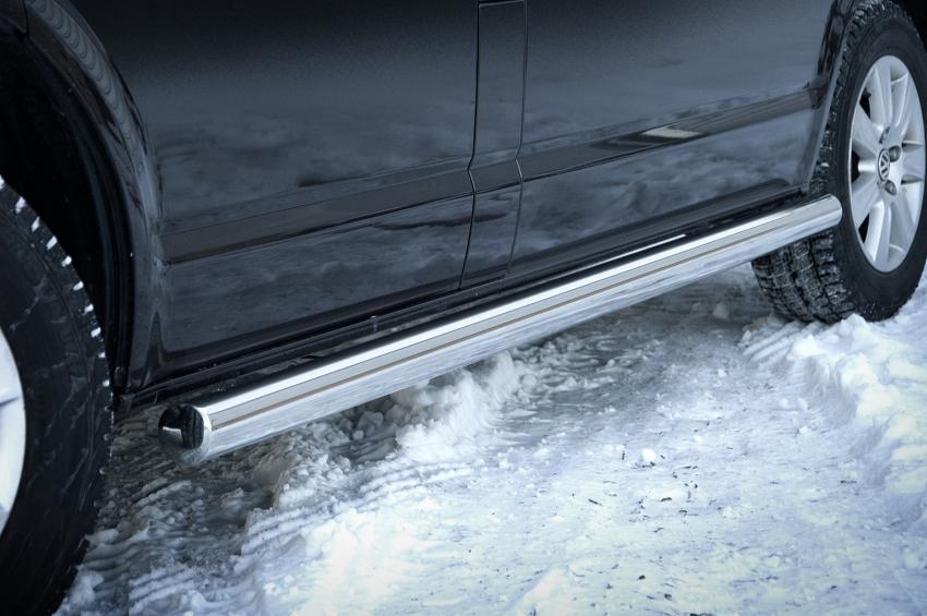 Kanalbeskytter Ø 60mm, VW T6 SWB mod. 2015->