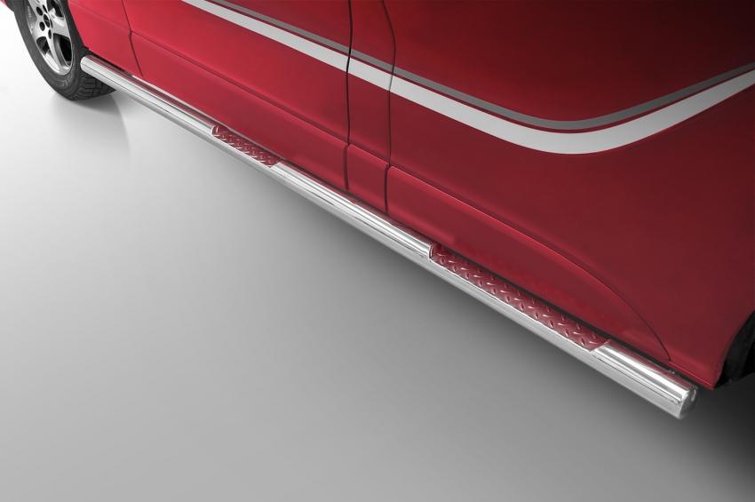 Kanalbeskytter Ø76 m/trinn, Opel Vivaro mod. 2014->