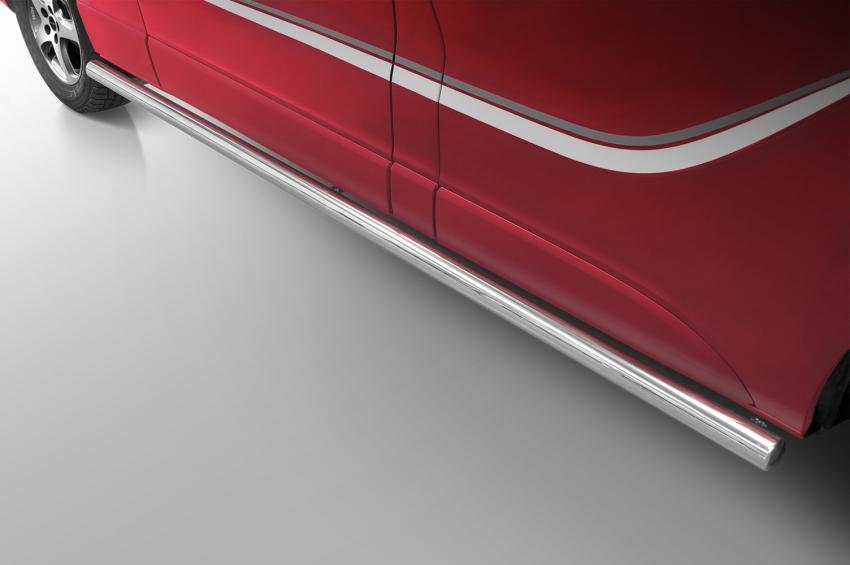 Kanalbeskyttere Ø 60mm, Opel Vivaro mod. 2014->