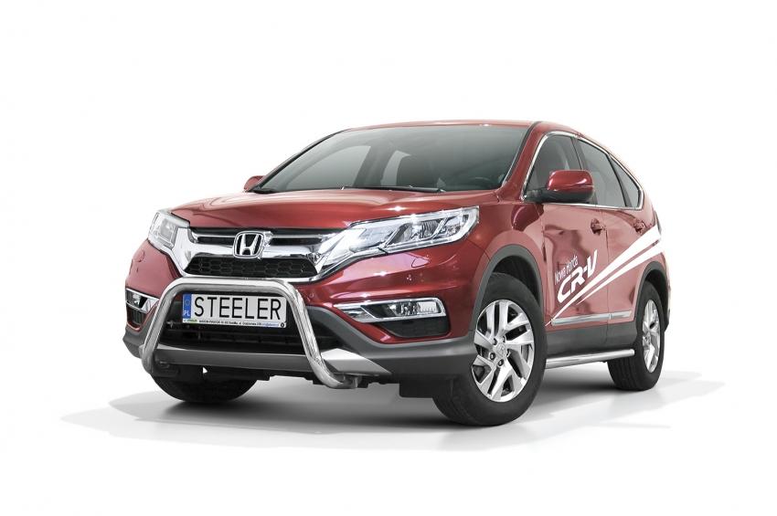 EU-Kufanger Ø 60mm, Honda CR-V mod. 2012->2016