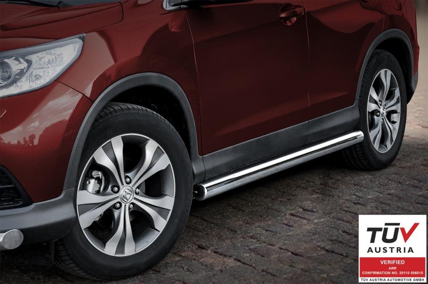 Kanalbeskyttere Ø 60mm, Honda CR-V mod. 2012->2016