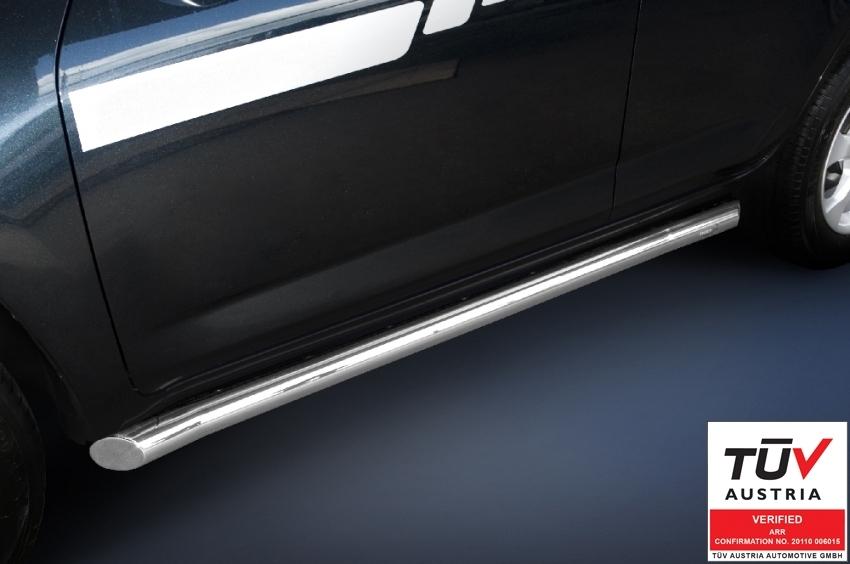 Kanalbeskyttere Ø 60mm, Hyundai IX35 mod. 2010->