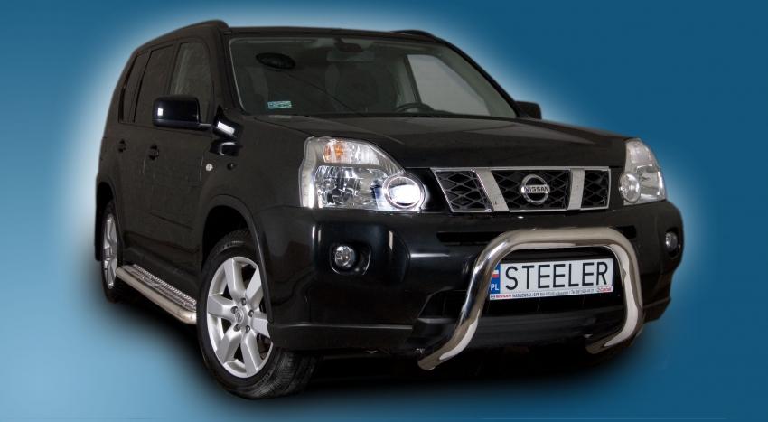 EU-Kufanger Ø 70mm, Nissan X-TRAIL mod. 2007->2010