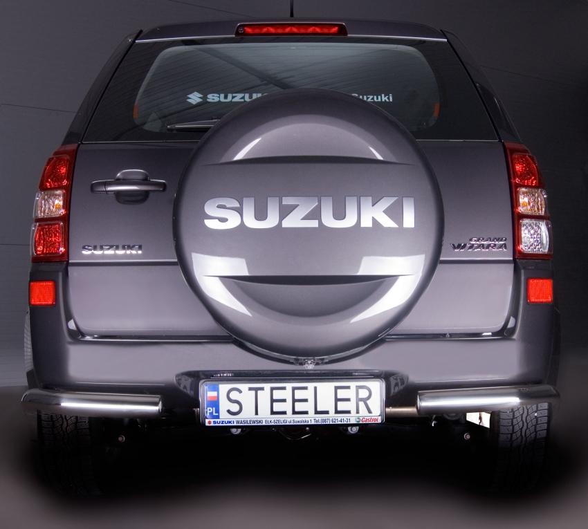Hekkfanger Ø 70mm, Suzuki Grand Vitara mod. 2012->2014