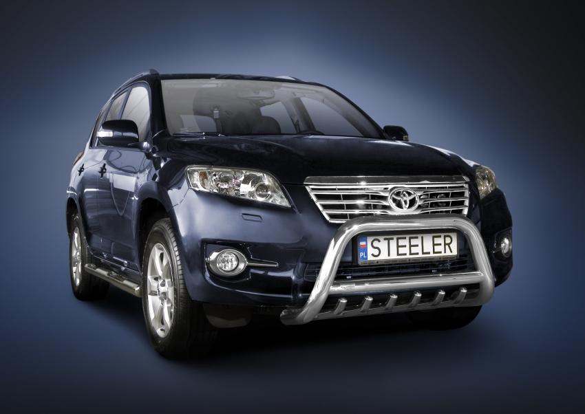 EU-Kufanger Ø 70mm/Ø 60mm, underkjørseksjon (rør), Toyota RAV4, mod. 2010->2013