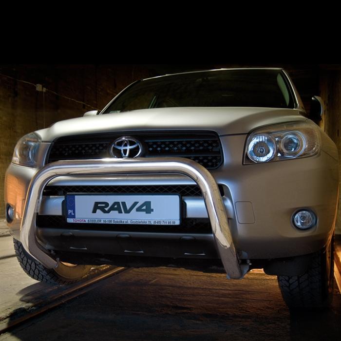 EU-Kufanger Ø 70mm, Toyota RAV4, mod. 2006->2010