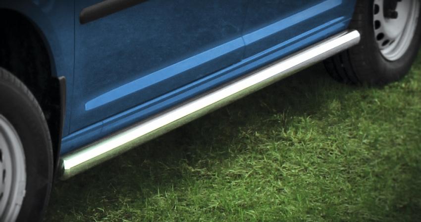 Kanalbeskyttere Ø 60mm, VW Caddy, mod. 2010->2017