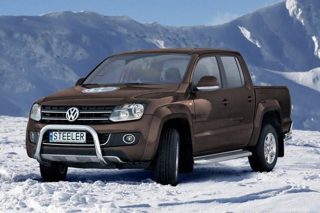 EU-Kufanger, Ø 70mm, VW Amarok, mod. 2010->2016