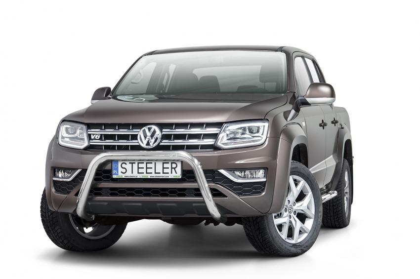 EU-Kufanger, Ø 70mm, VW Amarok V6, mod. 2016->